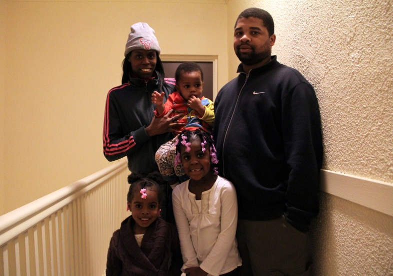 jamaal whole family